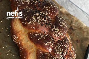 Paskalya Çöreği /Ostern Brotchen Tarifi