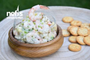 Rus Salatası (Olivier Salatası Orjinal Tarifi İle)