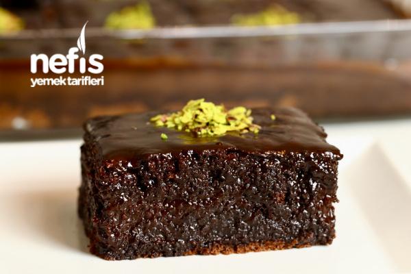 Çikolatalı Islak Kek (Videolu) Tarifi