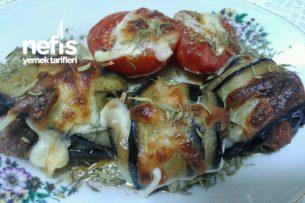 Etli Patlıcan Tarifi