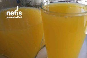 Hazırdan Daha Daha Süper Bir Tarif Ev Yapımı Limonata Tarifi