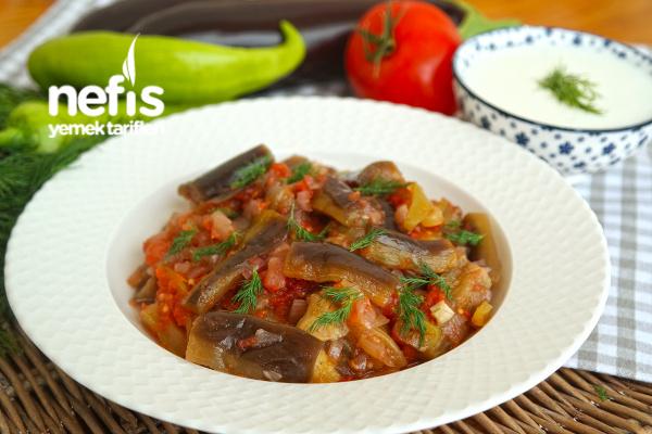 Patlıcan Silkmesi Zeytinyağlı (videolu) Tarifi