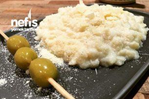 Peynirli Karnabahar Püresi Tarifi