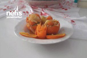 Portakallı Pırasa Tarifi