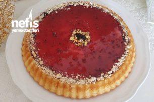 Reçel Güzeli Tart Pasta Tarifi