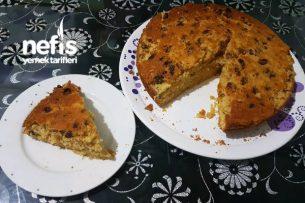 Üzümlü-Havuçlu Ve Tarçınlı Kek Tarifi
