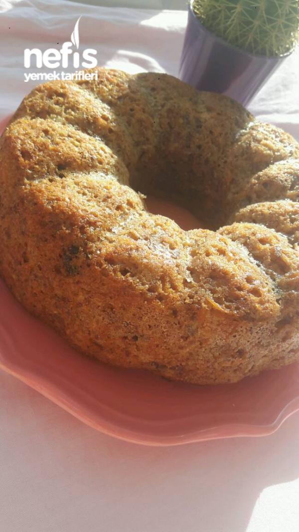 Aromalı Havuçlu Kek