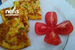 Kahvaltılık Peynirli Pratik Börek Tarifi