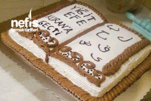 Kitap Pasta Tarifi