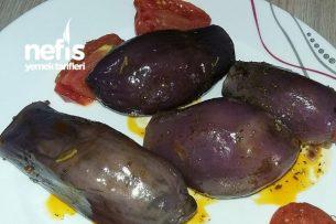 Kıymalı Patlıcan Dolması Tarifi