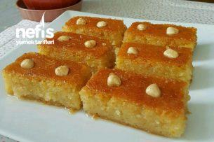 Portakallı Şambali Tatlısı (Tam Ölçü) Tarifi