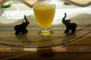 1 Portakal 1 Limon (Limonata) Tarifi
