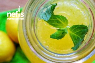 2 Limon 1 Portakalla Limonata Tarifi