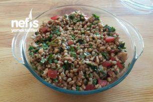 Buğdaylı Gavurdağı Salatası Tarifi