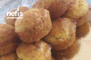 Dereotlu Peynirli Muffin Tarifi