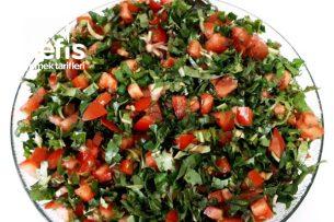 Karakavuk Salatası Tarifi