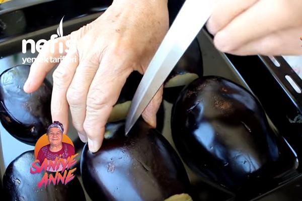 Közlenmiş Patlıcan Konservesi Tarifi (videolu)
