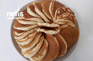 Kremalı Pancake Tarifi