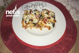 Mis Gibi Ev Pizzası Tarifi
