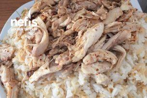 Nefis Tavuklu Pirinç Pilavı Tarifi