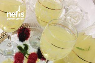 Sadece Limon İle Acısız Orjinal Limonata Tarifi