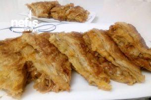 Yufka Böreği (Yalancı Arnavut Böreği) Tarifi