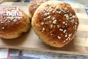 Yulaflı Kinoalı Ekmek Tarifi