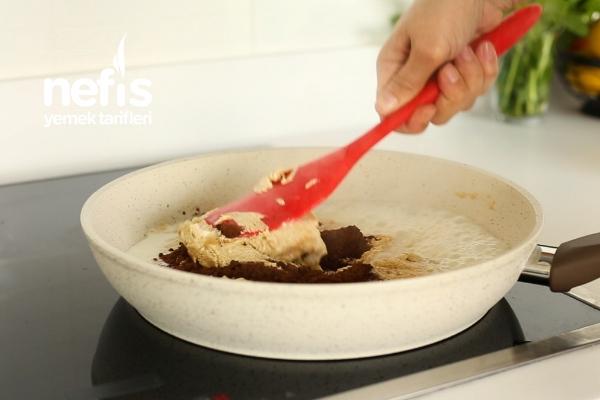 Aşırı Kolay Kağıt Helva Pastası
