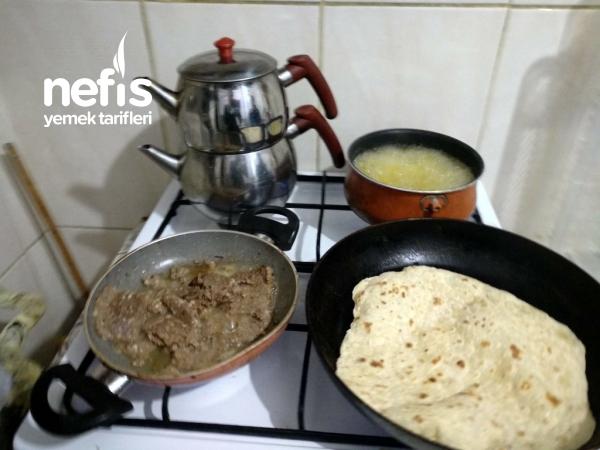 Bayat Ekmekten Tazecik Lavaş