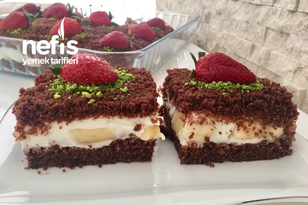 Dilim Köstebek Pasta Tarifi