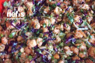 Köfteli Kısır ( Sosyete Kısırı) Tarifi