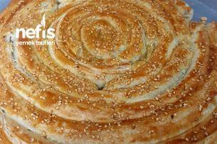 Milföy Hamurundan Tepsi Böreği Tarifi