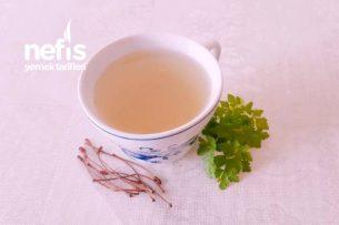 Ödem Söktürücü Bitkisel Çay Tarifi