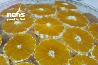 Portakallı Islak Kek (Canım Kuzenim) Tarifi