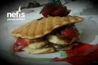 Waffle (5 Kişilik) Tarifi