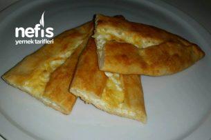 İki Peynirli Pide Tarifi