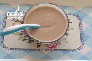 Organik Çilekli Yoğurt (Bebişlere Kilo Aldırır) Tarifi
