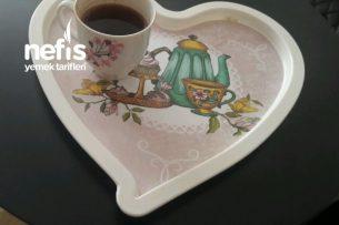 Türk Kahvesi Tarçınlı Tarifi