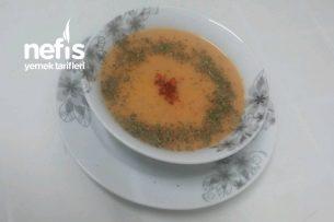 Yoğurtlu Sarımsaklı Tarhana Çorbası Tarifi