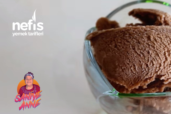 Çikolatalı Dondurma (videolu) Tarifi
