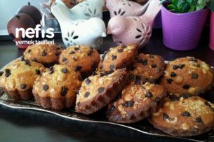Fındıklı Çikolatalı Muffin (Sınıf İçin Kalabalık Ölçü) Tarifi