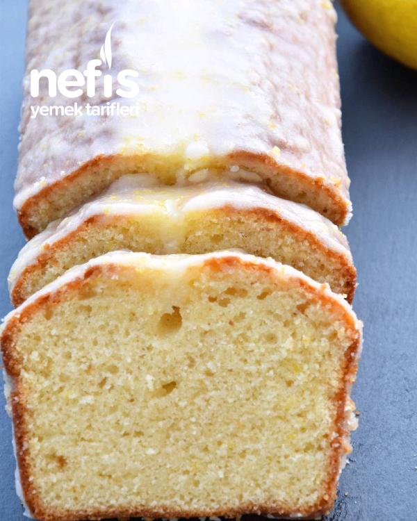 Mükemmel Bir Limonlu Kek (bayılacaksınız)