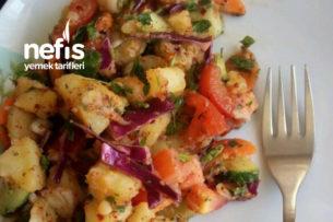 Patates Salatam Tarifi