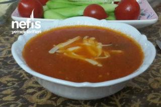 Sağlıklı Domates Çorbası Tarifi