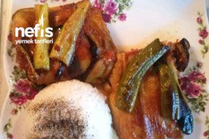 Tepsi Kebabı (Patlıcanlı) Tarifi