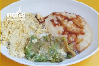 Ecişin Kahvaltısı (Avokadolu Kahvaltı) Tarifi