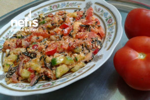 Kekik (Zahter) Salatası Tarifi