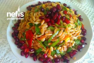 Arpa Şehriye Salatası Tarifi