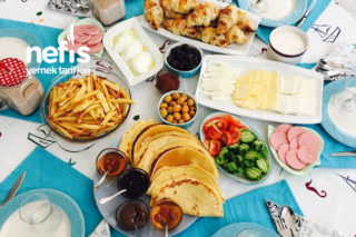Çekirdek Aile  Kahvaltımız Tarifi