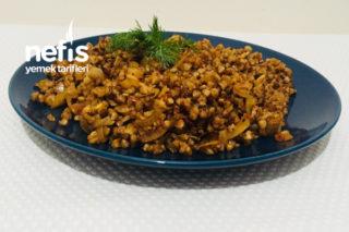 Glutensiz Karabuğday Pilavı Tarifi